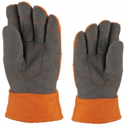 Anti-Cold Gloves - Leather
