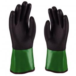 聚氯乙烯+丁晴膠防寒手套